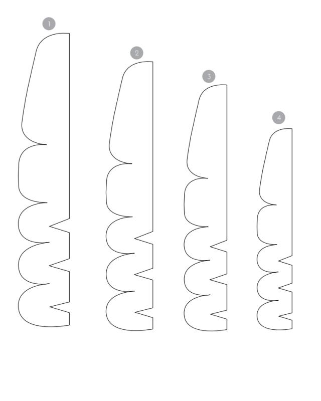 Розы из фетра своими руками схемы шаблоны 99