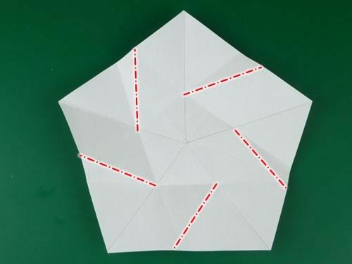 звезда +своими руками оригами