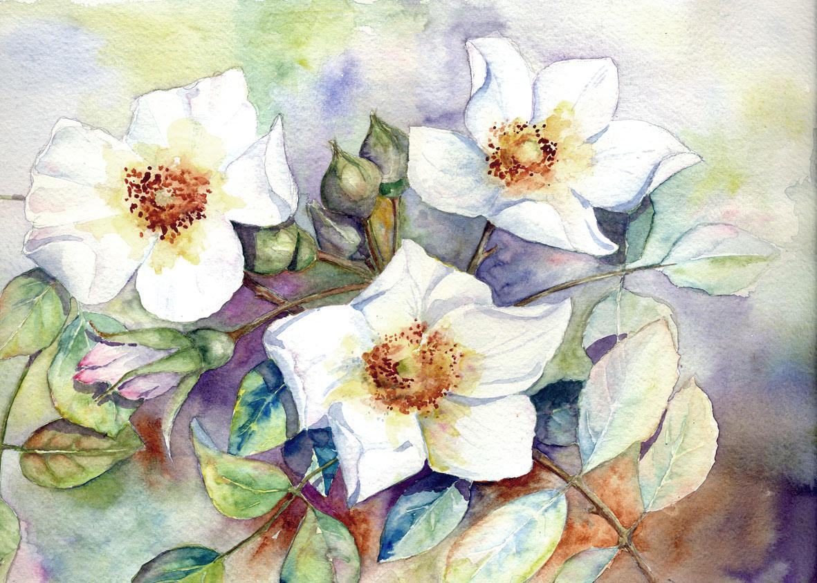 Искусственные цветы для домашнего интерьера: как эффектно украсить 76