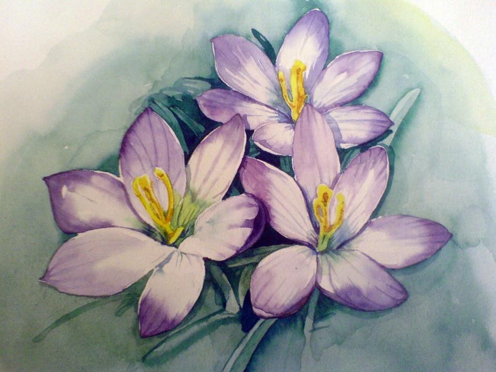 картинки цветов для декупажа