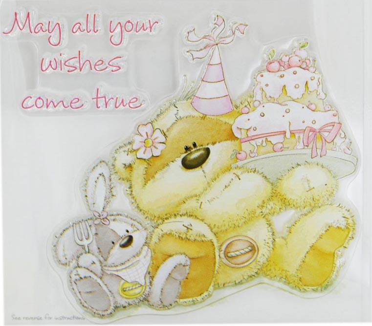 мишки с днем рождения картинки