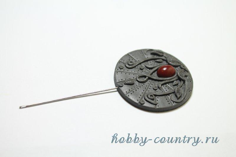украшения из полимерной глины фото