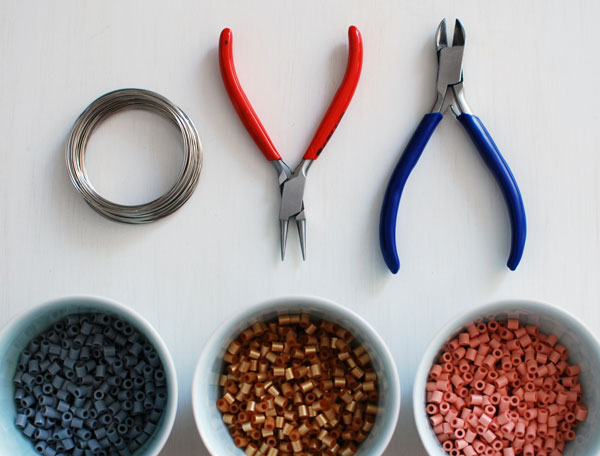 как сделать из бисера браслет