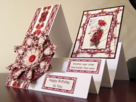 объемные открытки своими руками шаблоны
