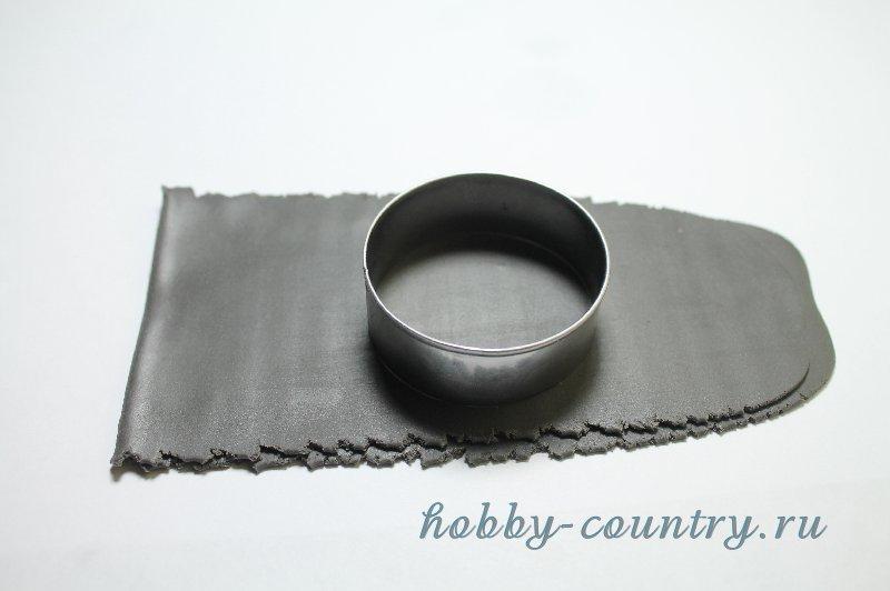 полимерная глина украшения своими руками