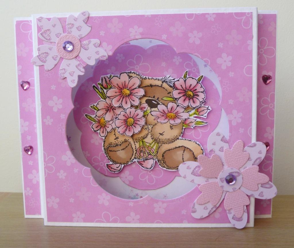 открытки с мишками идеи