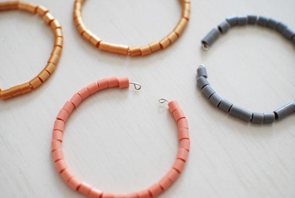 браслеты из бисера пошаговые фото