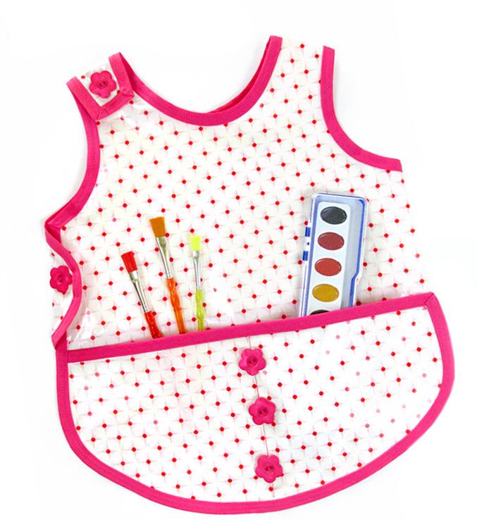 Сшить фартук для ребенка своими руками