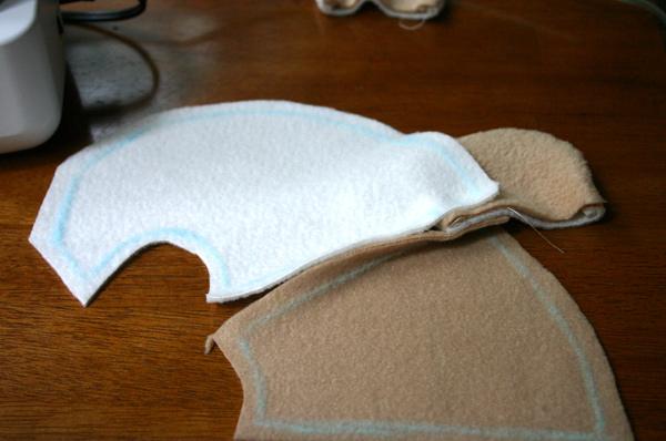 игрушка мишка своими руками выкройки