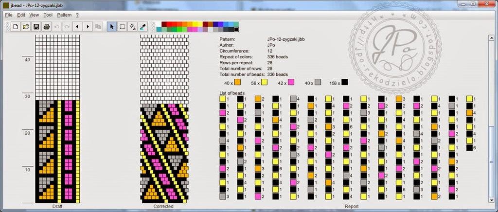 схемы бисерных жгутов бисерные
