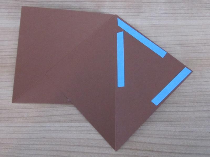 схемы сложных открыток
