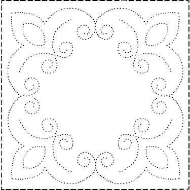 Схемы для вышивок изонитью 937