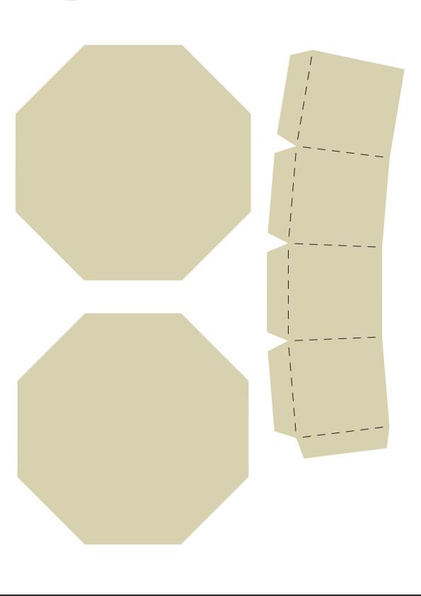 подарочные коробки своими руками схемы