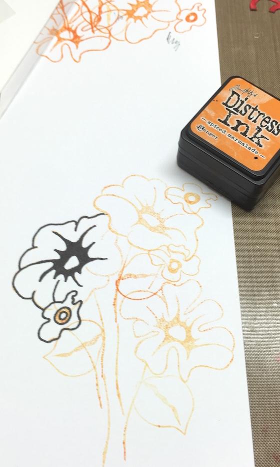как нарисовать открытку