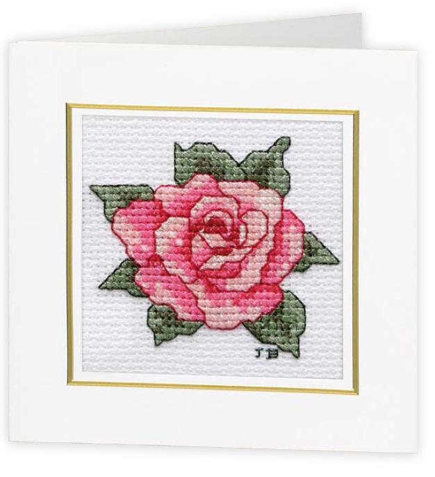 вышивка крестом открытки схемы