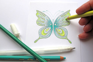 сделать красивую открытку своими руками
