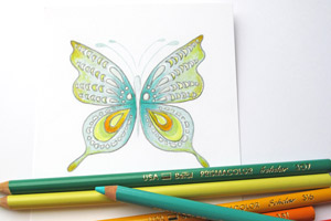 как нарисовать красивую открытку