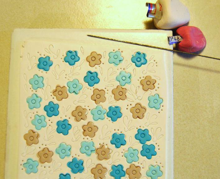 полимерная глина уроки
