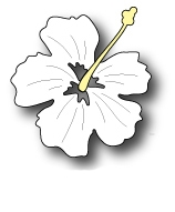 шаблон цветка для открытки