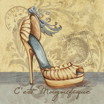 картинки для декупажа туфли
