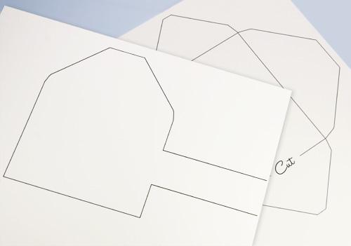 конверты своими руками шаблоны