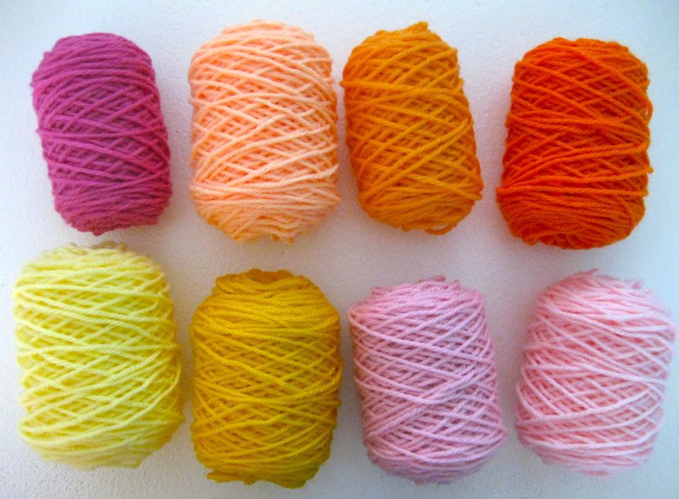 схем вязания подушки
