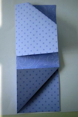 оригами открытки схемы