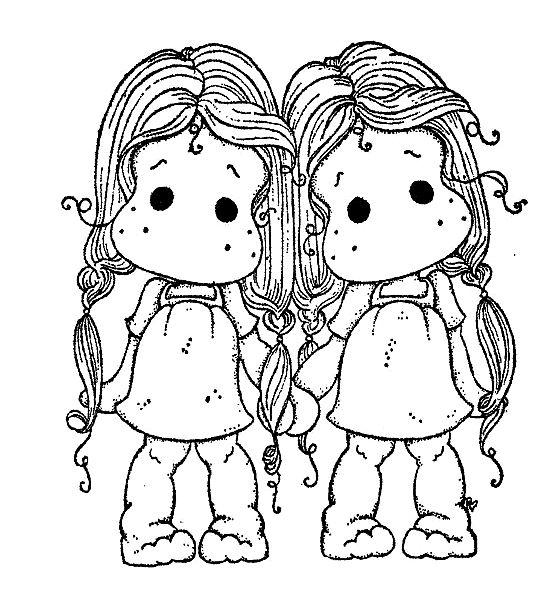 тильда двойняшки