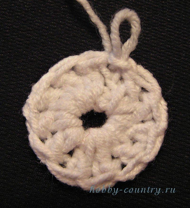мк вязания ажурной шляпы крючком