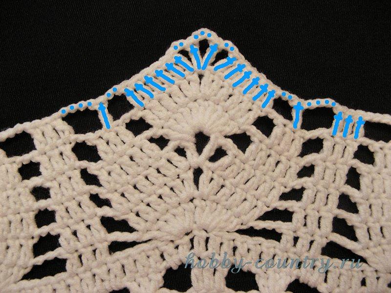 вязание крючком летние шляпы с полями