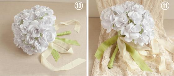 розы из бумаги своими руками пошаговое фото