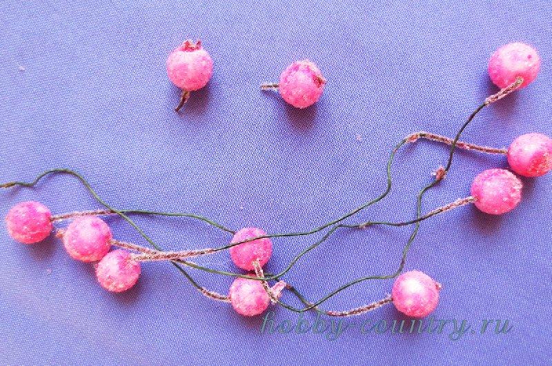 цветочный топиарий своими руками мастер класс