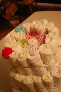 торт из подгузников своими руками пошаговое фото