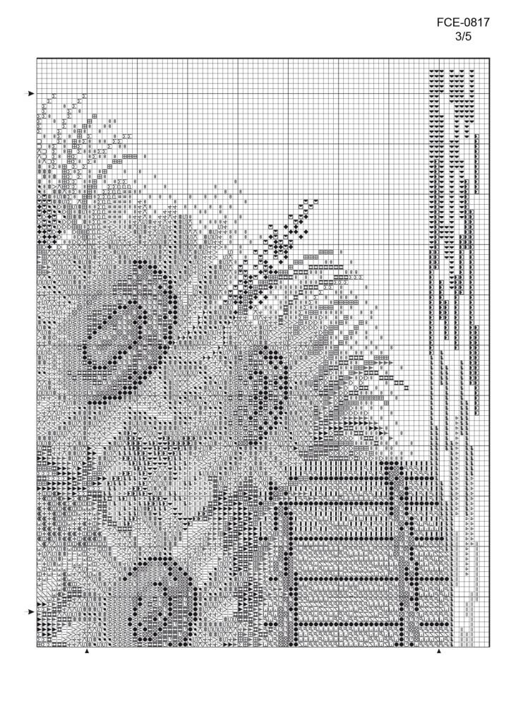 вышивка схемы бесплатно подсолнухи