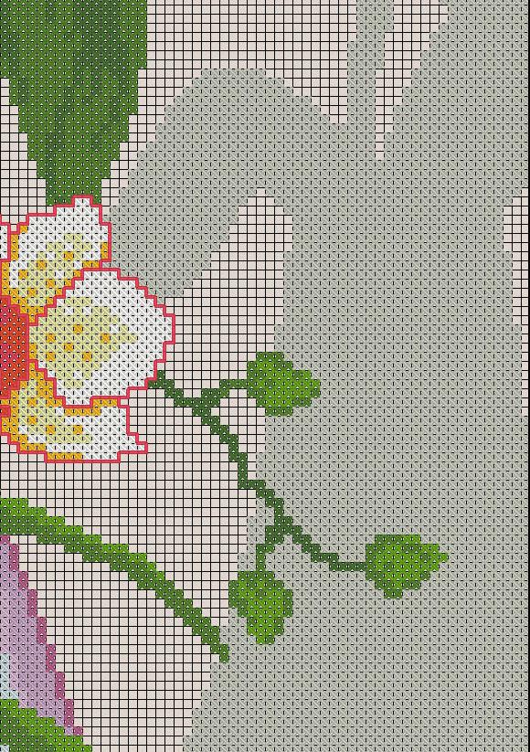 схемы вышивки крестом орхидеи скачать бесплатно