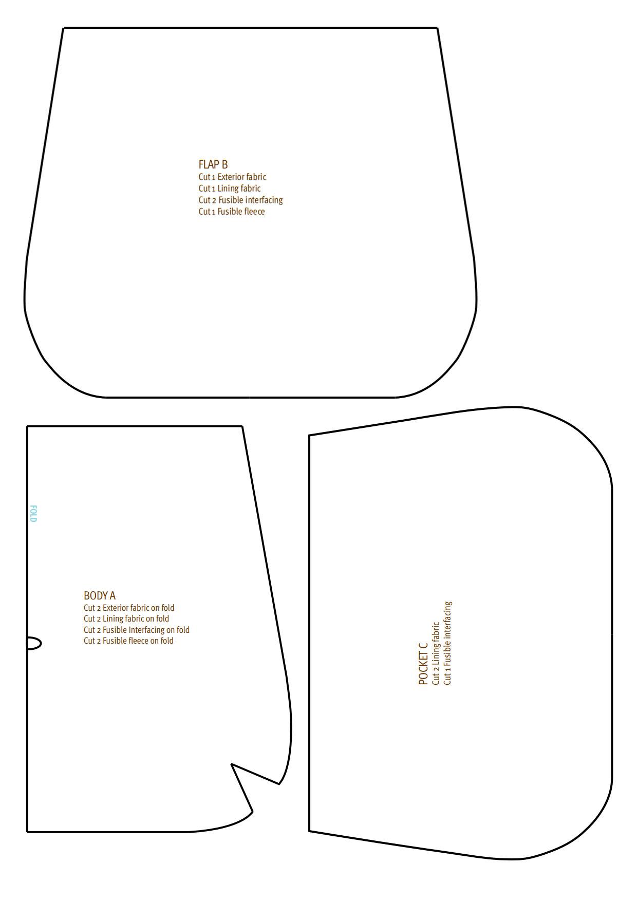 Кожаная сумка своими руками (164 фото выкройка, как сшить из кожи) 70