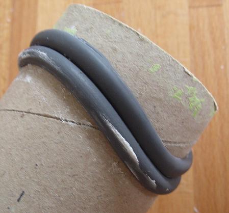 браслеты из полимерной глины фото мастер класс
