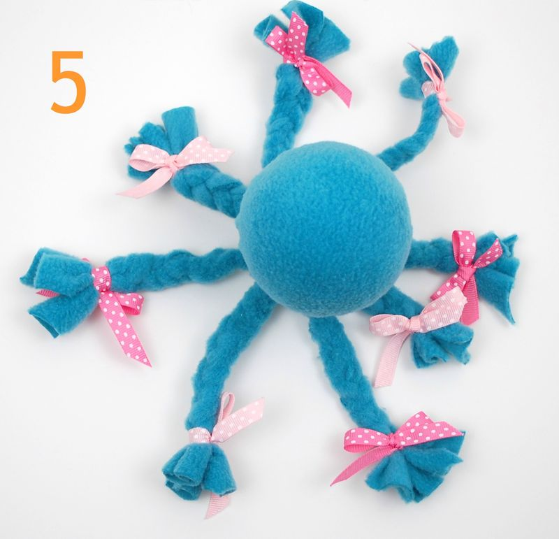 мягкие игрушки своими руками пошаговое