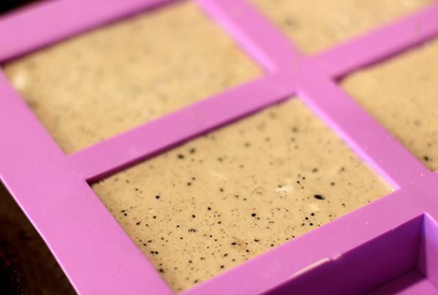 антицеллюлитное мыло скраб из мыльной основы рецепт