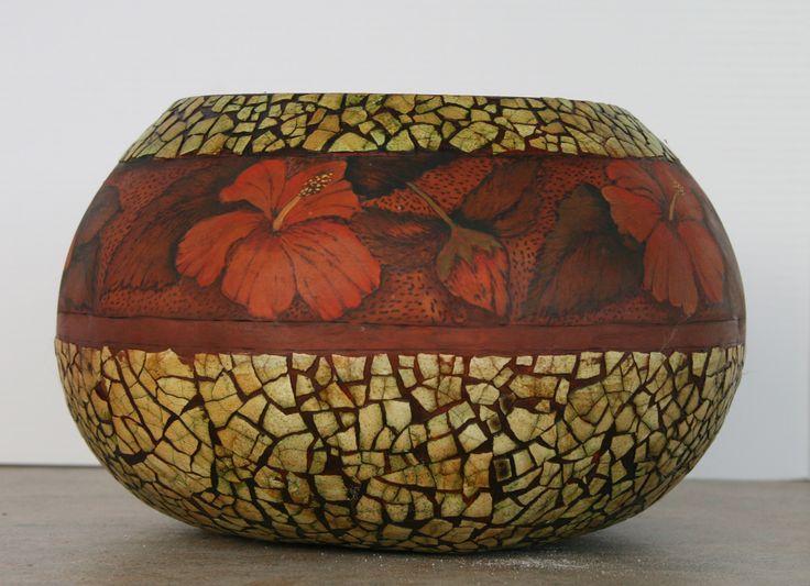 мозаика из яичной скорлупы своими руками