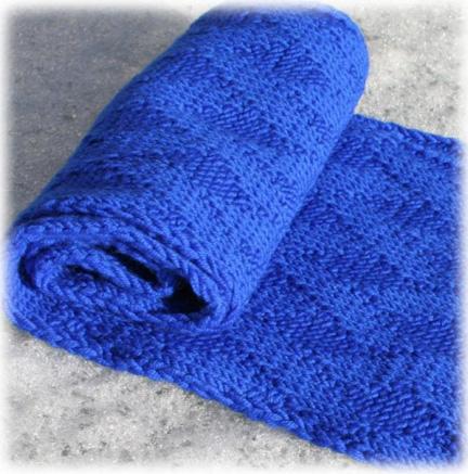 шарф спицами схемы и описание