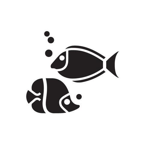 рыбы трафареты