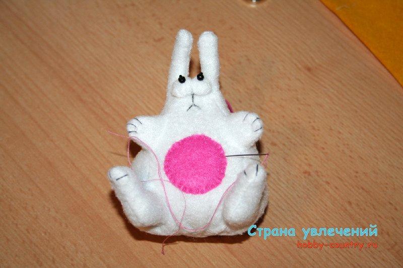 как сшить зайца своими руками выкройки фото