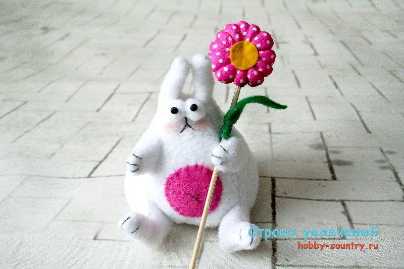 сшить зайца своими руками