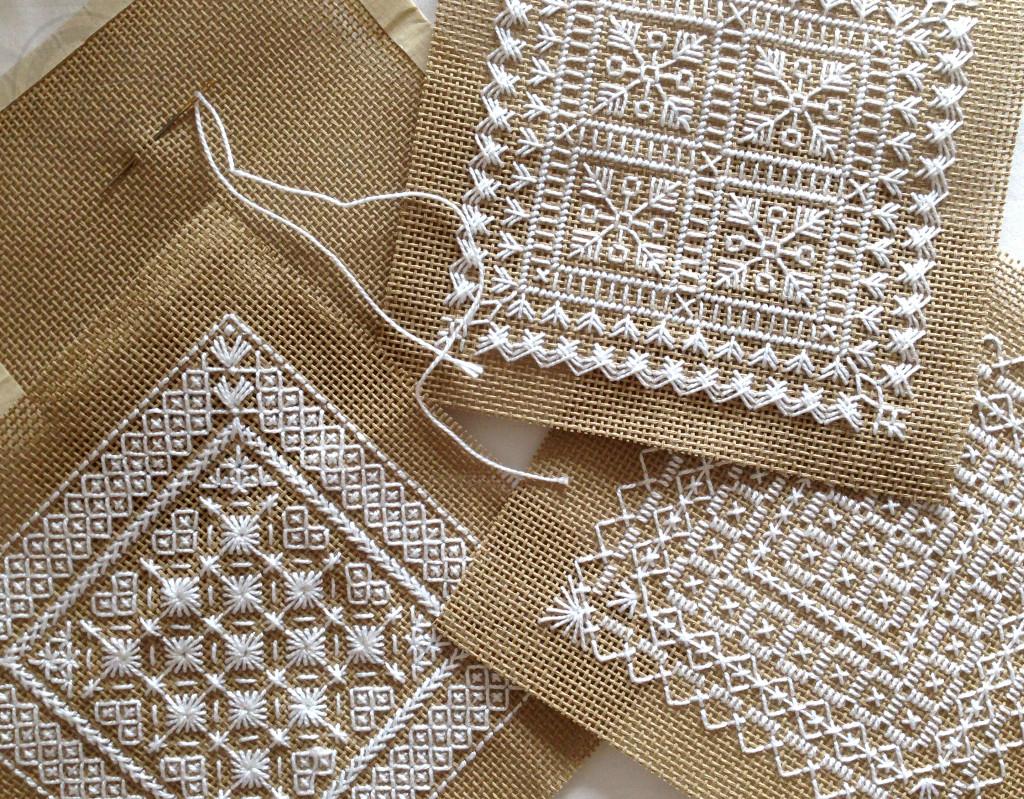 маленькие схемы вышивки монохром