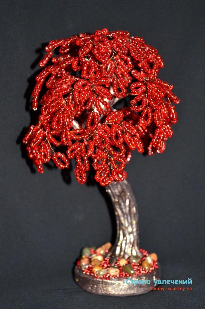 бисерные деревья мк