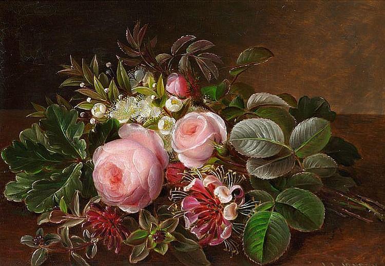 картинки декупажа букеты цветов
