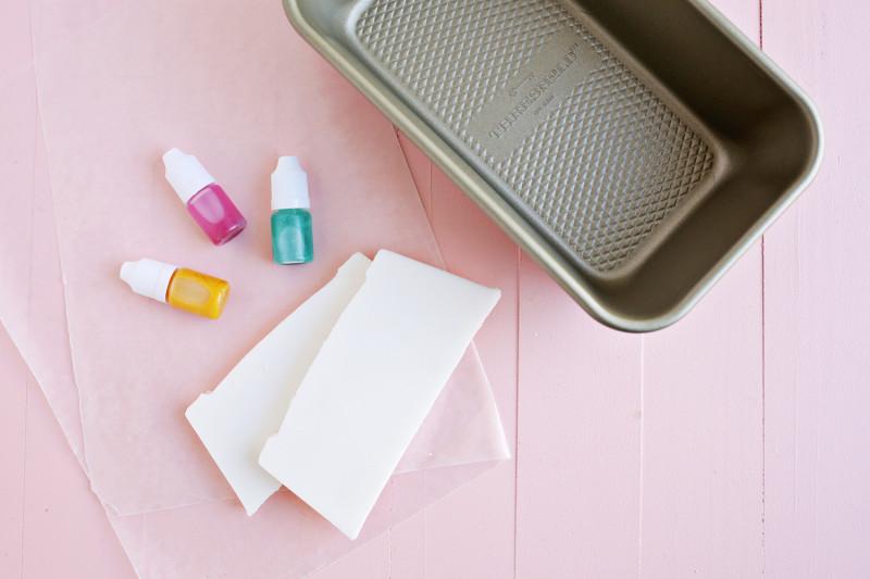 мыло своими руками из мыльной основы