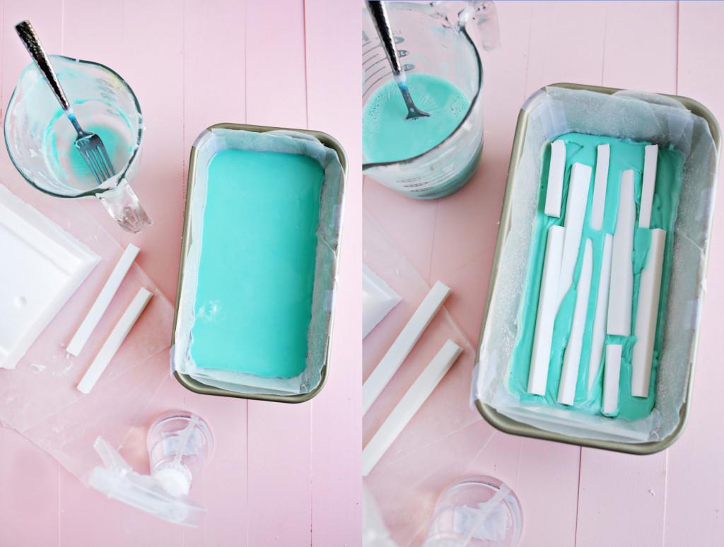 как сделать красивое мыло своими руками