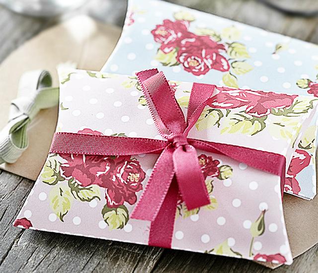 шаблоны упаковок для подарков распечатать
